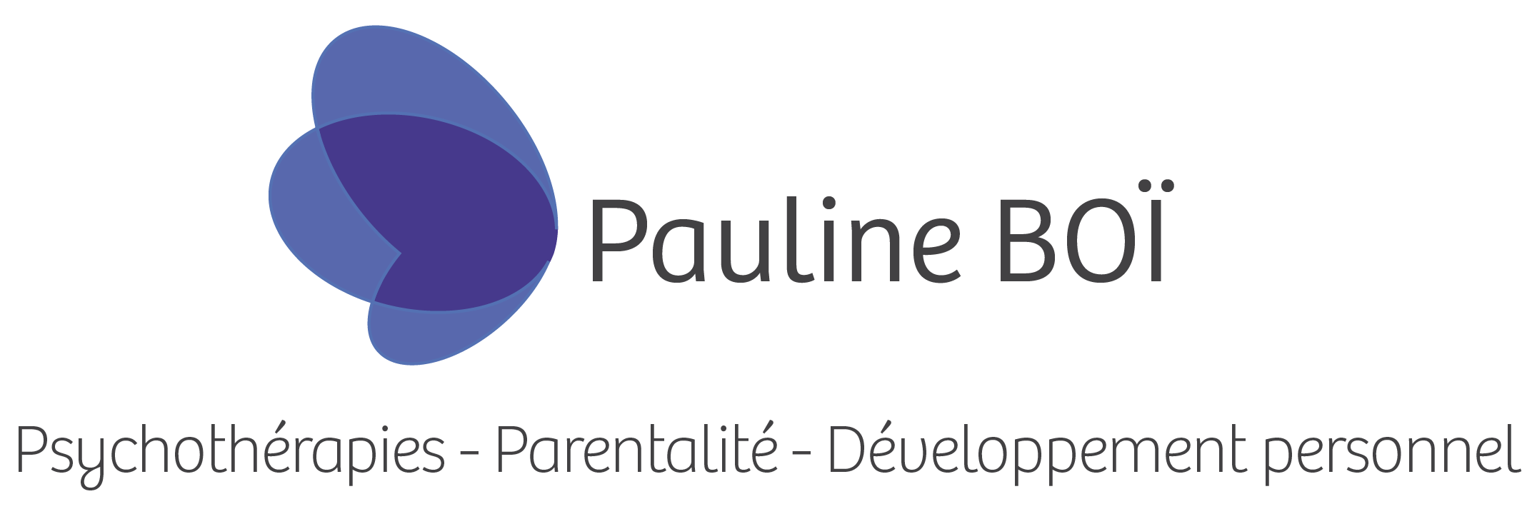 Pauline BOÏ - Thérapeute